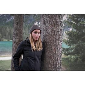 axant Alps Softshelljakke Damer, black